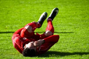 Sport Injury: Neck and Back Pain from Sports Activities